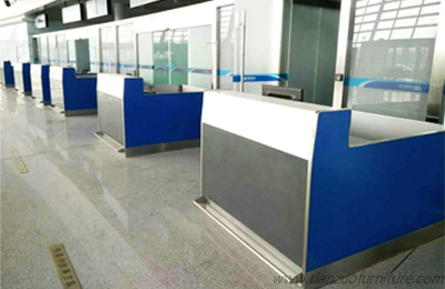 Xiangyang Airport Aviation Counter
